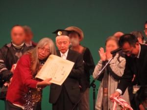 3位入賞した佐橋さんの写真