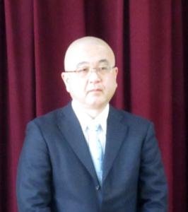 左右田泰丈 新会長