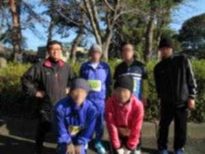 浜松シティマラソン参加者